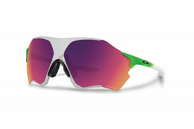 Sluneční brýle Oakley EVZero Rnge Grn Fd w/ PRIZM Fld/ChrmIrid