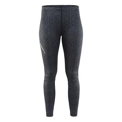 Kalhoty Craft W Kalhoty Mind Reflective černá