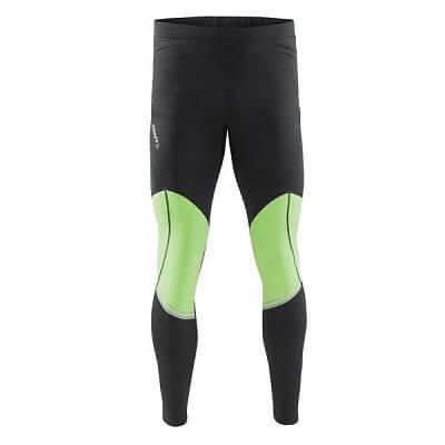 Kalhoty Craft Kalhoty Cover Thermal černá se zel.