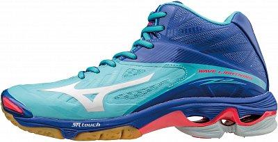 Mizuno Wave Lightning Z2 MID (W) - dámske halové topánky  6158dfdce6