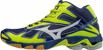 Pánská halová obuv Mizuno Wave Bolt 5 MID
