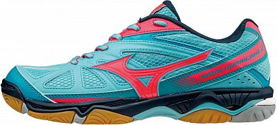 Dámská halová obuv Mizuno Wave Hurricane 2 (W)