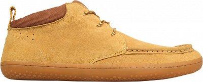 Pánská vycházková obuv Vivobarefoot Drake M Suede Light Tan