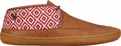 Dámská vycházková obuv Vivobarefoot Gia L Leather Chestnut/Hide