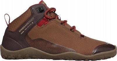 Pánská outdoorová obuv Vivobarefoot Hiker FG M Mesh Dk Brown