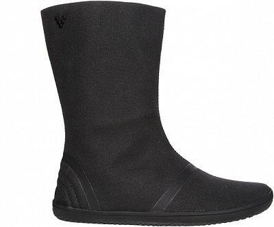 Dámská vycházková obuv Vivobarefoot Tabi Hi L Canvas Black