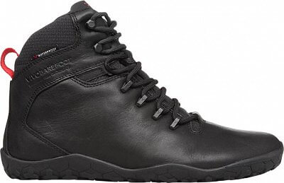 Pánská outdoorová obuv Vivobarefoot Tracker FG M Leather Black