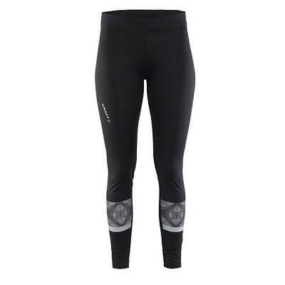 Kalhoty Craft W Kalhoty Brilliant 2.0 Lifgt černá