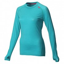 Inov-8 AT/C MERINO LS teal/pink Default