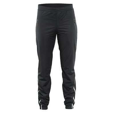 Kalhoty Craft W Kalhoty Intensity černá