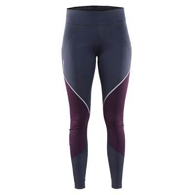 Kalhoty Craft W Kalhoty Cover Thermal tmavě šedá