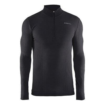 Trička Craft Triko Wool Comfort černá