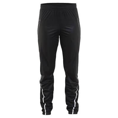 Kalhoty Craft W Kalhoty Intensity 3/4 Zip černá