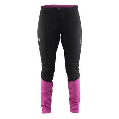 Kalhoty Craft W Kalhoty Storm 2.0 černá