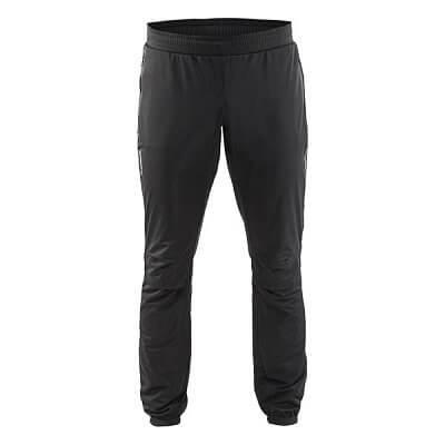 Craft Kalhoty Intensity 3/4 Zip černá