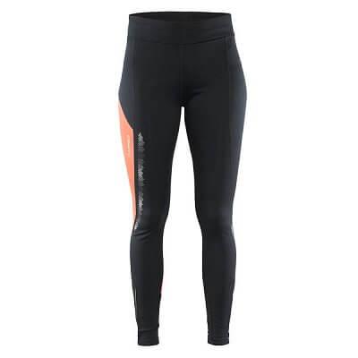 Dámské sportovní kalhoty Craft W Kalhoty Brilliant 2.0 Thermal černá