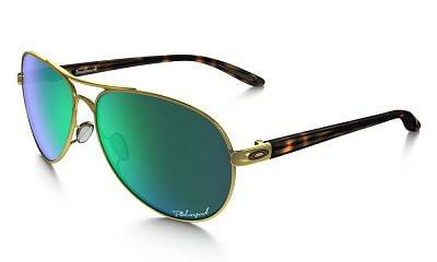 Sluneční brýle Oakley Feedback PolGold w/ Jade IridPlr