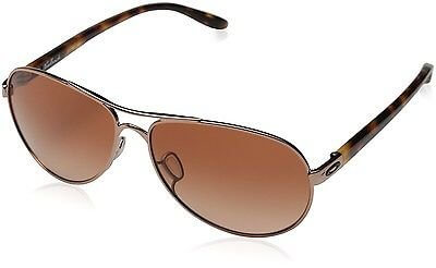 Sluneční brýle Oakley FEEDBACK  POLISHED GOLD VR50 BROWN GRADIENT