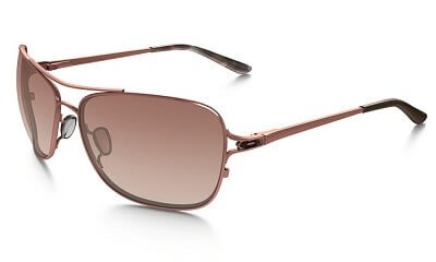 Sluneční brýle Oakley CONQUEST Polished rose gold/brown mosaic/VR50br