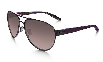 Sluneční brýle Oakley DISCLOSURE  POLISHED BLACKBERRY G40 BLACK GRADIENT
