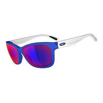 Sluneční brýle Oakley Forehand Brilliant Blue Womens Color Story/ Positive Red Iridium