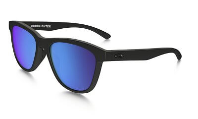 Oakley Moonlighter Matte Black w/SapphireIrdPol