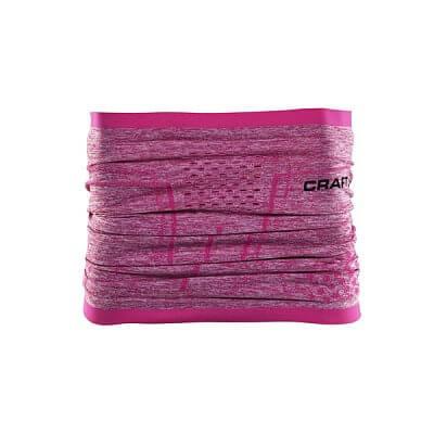 Doplňky oblečení Craft Nákrčník Active Comfort růžová