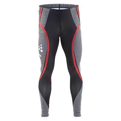 Kalhoty Craft Kalhoty Race černá
