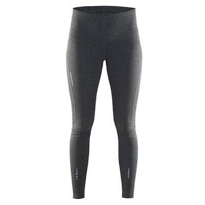 Kalhoty Craft W Kalhoty Mind Tights šedá