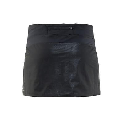 Craft Sukně Cover Warm černá