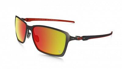 Sluneční brýle Oakley Tincan Carbon Carbon w/Ruby Irid