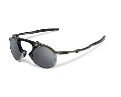 Oakley MADMAN Pewter/black iridium pol