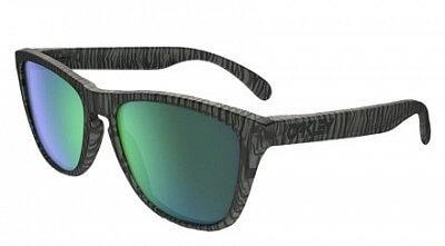 Sluneční brýle Oakley FROGSKIN  MATTE OLIVE INK JADE IRIDIUM