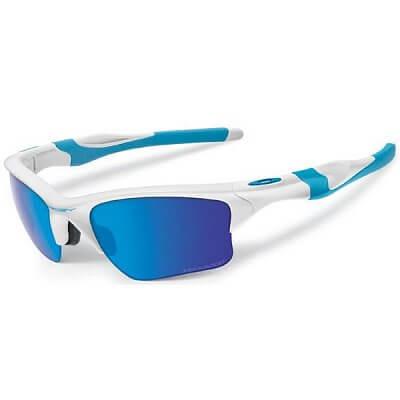 Sluneční brýle Oakley Half Jacket 2.0 XLPolWhtw/SapphireIrdPol