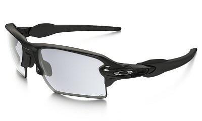 Sluneční brýle Oakley Flak 2.0 XL Pol Blk w/ Clr/BlkPhoto