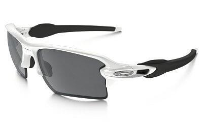 Sluneční brýle Oakley Flak 2.0 XL Pol Wht w/ Blk Irid