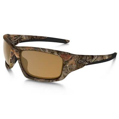 Sluneční brýle Oakley VALVE  WOODLAND CAMO BRONZE POLARIZED