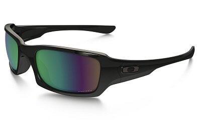 Sluneční brýle Oakley Fives Squared PolBlk w/ PRZMShlwH2O Pol