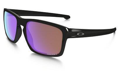 Sluneční brýle Oakley Sliver Pol Blk w/ PRIZM Golf
