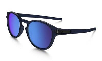 Oakley Latch Trans Blue w/ Sapphire Irid