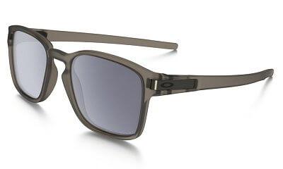 Sluneční brýle Oakley Latch SQ Matte Sepia w/Grey Polar