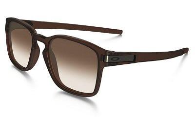 Sluneční brýle Oakley Latch SQ Matte Rootbeerw/DkBrownGradient