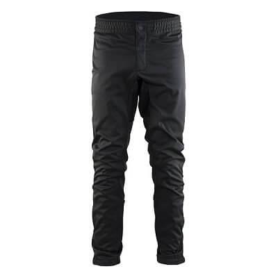 Kalhoty Craft Cyklokalhoty Siberian (bez vložky) černá