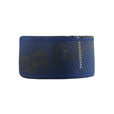 Čepice Craft Čelenka Livigno Printed tmavě modrá