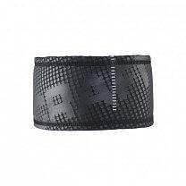 Craft Čelenka Livigno Printed černá