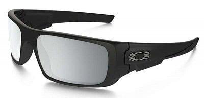 Sluneční brýle Oakley Crankshaft Machinist Matte Blk w/Chrome Irid