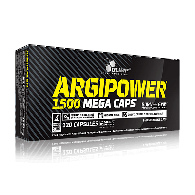 Aminokyseliny Olimp Argi Power, 120 tablet