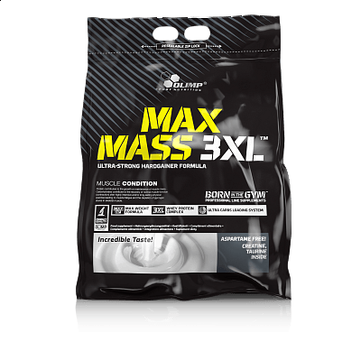 Sacharidy a gainery Olimp MaxMass 3XL, 6000g