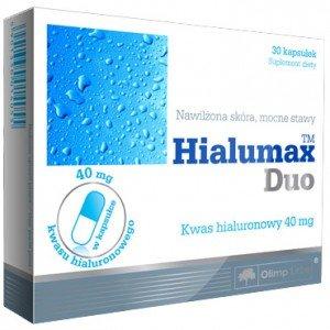 Kloubní výživa Olimp Hialumax DUO kyselina Hyaluronová, 30 kapslí