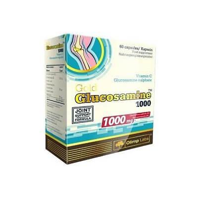 Kloubní výživa Olimp Gold Glucosamine 1000, 120 kapslí